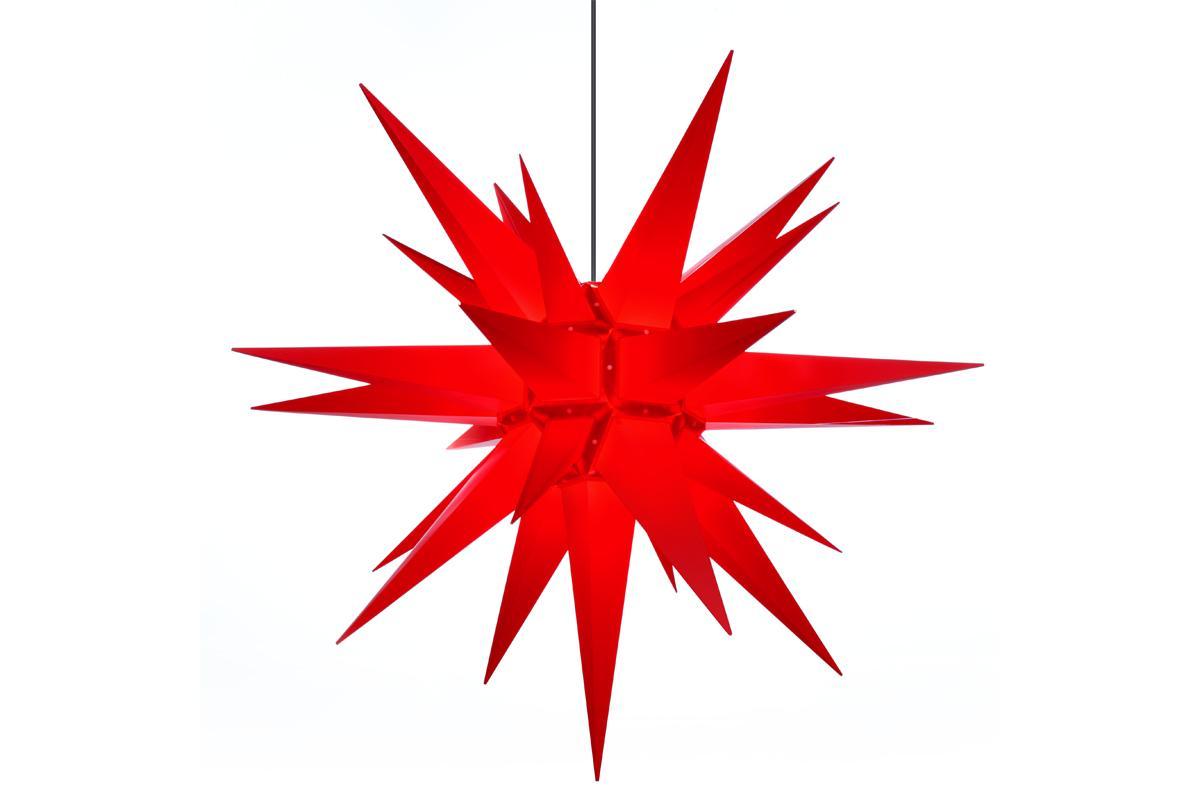 herrnhuter stern a13 130 cm rot gro portofrei. Black Bedroom Furniture Sets. Home Design Ideas