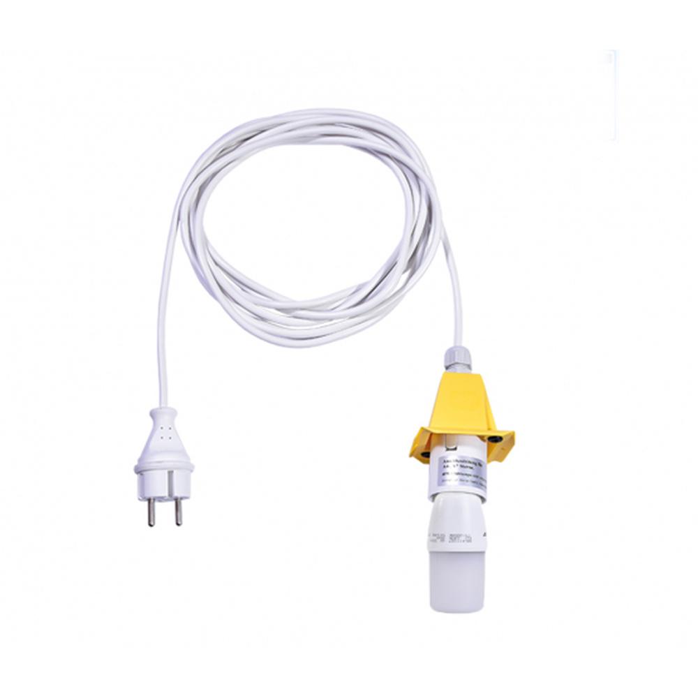 Kabel weiß für Außenstern a4 / a7 - 5 m | Sterne-Shop