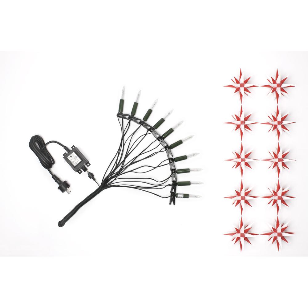 herrnhuter sternenkette a1s wei rot von herrnhuter sterne f r 105 kaufen. Black Bedroom Furniture Sets. Home Design Ideas